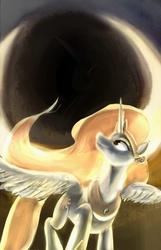 Size: 1600x2489 | Tagged: safe, artist:scrumpychumpy, princess celestia, eclipse