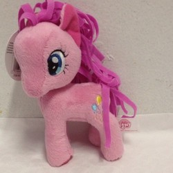 Size: 500x500 | Tagged: funrise, irl, photo, pinkie pie, plushie, safe, toy
