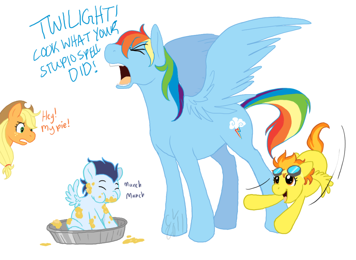 Image pinkie pie and fluttershy flying png my little pony fan -  Filly Flying Pie Rainbow Dash Safe Soarin Soarinbetes Spitfire That Pony Sure Does Love Pies Derpibooru My Little Pony Friendship Is Magic