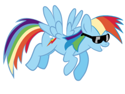 Size: 640x480 | Tagged: safe, artist:tgolyi, rainbow dash, simple background, solo, svg, transparent background, vector