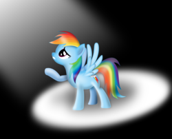 Size: 1829x1480 | Tagged: safe, artist:tgolyi, rainbow dash, black background, simple background, solo, svg, vector