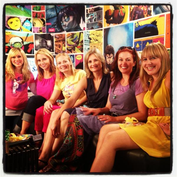 46503 andrea libman ashley eckstein cathy weseluck human