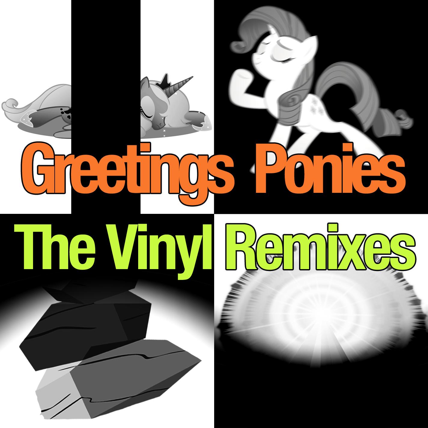 49647 - album cover, artist:skeptic-mousey, parody, poster, princess