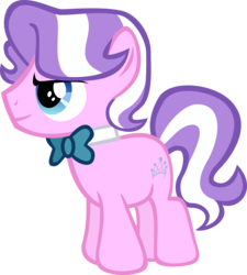 Size: 5000x5560 | Tagged: safe, artist:metatiara, diamond tiara, pony, absurd resolution, diamond crown, rule 63, simple background, solo, transparent background, vector