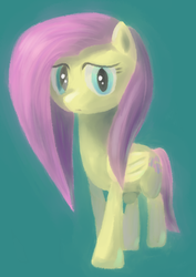Size: 635x895 | Tagged: artist:khyperia, fluttershy, safe, solo