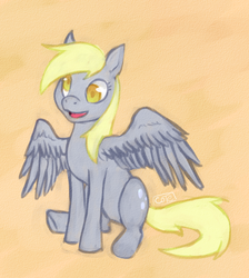 Size: 771x861 | Tagged: artist:cote-092, derpy hooves, female, mare, pegasus, pony, safe, solo
