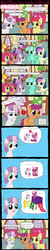 Size: 1024x5100 | Tagged: apple bloom, artist:ficficponyfic, bon bon, carrot top, cheeribelle, cheerilee, comic, cutie mark crusaders, female, golden harvest, lesbian, lyrabon, lyra heartstrings, safe, scootaloo, shipping, sweetie belle, sweetie drops, twilight sparkle