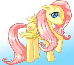 Size: 808x708 | Tagged: artist:pikachu344, fluttershy, safe, solo
