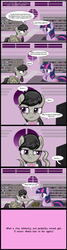 Size: 640x2406   Tagged: safe, artist:shiki01, octavia melody, twilight sparkle, monster pony, octopony, original species, as presented by ponies, comic, cthulhu mythos, eldritch abomination, lovecraft, necronomicon, oblivious twilight is oblivious, octaviapus, tentacles, the dunwich horror, wilbur whateley