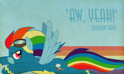 Size: 2000x1200 | Tagged: artist:fraida94, goggles, rainbow dash, safe, solo, wonderbolts, wonderbolts uniform