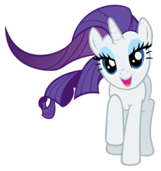 Size: 3500x3718 | Tagged: safe, artist:stabzor, rarity, bedroom eyes, female, high res, lidded eyes, sexy, simple background, solo, stupid sexy rarity, transparent background, vector, windswept mane