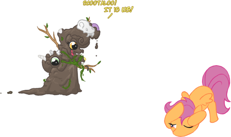 61515 Safe Artist Feather Apple Bloom Scootaloo Sweetie Belle Earth Pony Pegasus Pony Unicorn Don Bluth Leaves Mud Scared Skull Stick The Land Before Time Derpibooru Последние твиты от scootaloo (@mlp_scoots). derpibooru