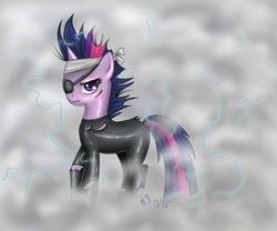 Size: 900x750 | Tagged: safe, artist:nefertie, twilight sparkle, pony, unicorn, female, future twilight, mare, solo, unicorn twilight