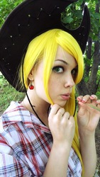Size: 455x807 | Tagged: safe, artist:freia-raven, applejack, human, cosplay, irl, irl human, photo, russian, solo