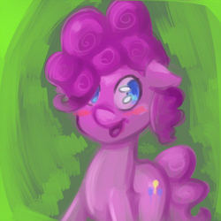 Size: 500x500 | Tagged: artist:riserion, pinkie pie, safe