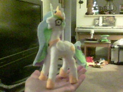 Size: 640x480 | Tagged: safe, artist:archermcgoggles, princess celestia, princess molestia, irl, photo, toy