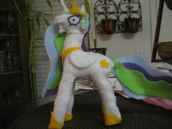Size: 900x675 | Tagged: safe, artist:archermcgoggles, princess celestia, princess molestia, custom, irl, photo, toy