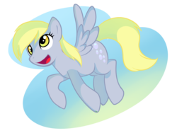 Size: 907x709   Tagged: safe, artist:mewglethewolf, derpy hooves, pegasus, pony, female, mare, solo