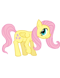 Size: 1053x1377 | Tagged: artist:alyssonalima, fluttershy, safe, solo