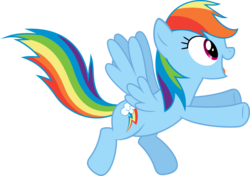 Size: 4561x3202 | Tagged: absurd res, artist:baumkuchenpony, rainbow dash, safe, simple background, solo, transparent background, vector