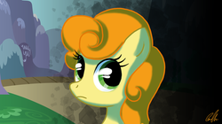 Size: 3508x1969   Tagged: safe, artist:c-puff, carrot top, golden harvest, solo
