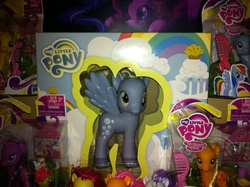 Size: 2592x1936 | Tagged: safe, applejack, derpy hooves, fluttershy, rainbow dash, twilight sparkle, pegasus, pony, collection, fashion style, female, figure, irl, mare, photo, toy