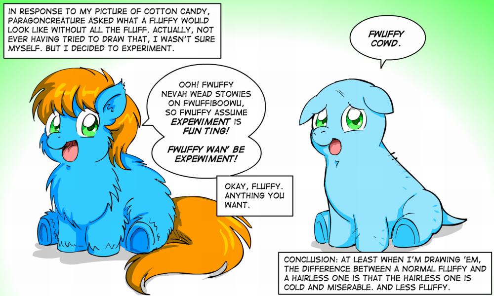 81436 Artistmarcusmaximus Fluffy Pony Fluffy Pony Original Art