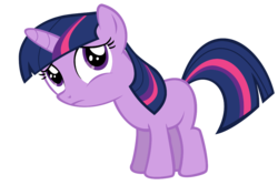 Size: 1029x686 | Tagged: safe, artist:megacody2, twilight sparkle, filly, simple background, transparent background, vector