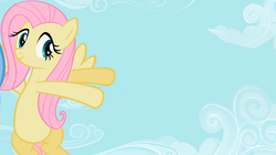 Size: 1349x754 | Tagged: exploitable, fluttershy, safe