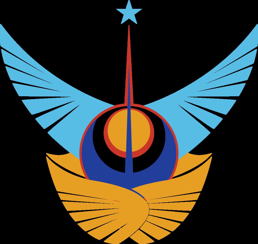 97356 artist emkay mlp emblem equestria logo safe simple