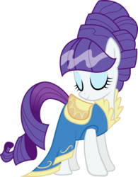 Size: 3733x4793 | Tagged: safe, artist:silentmatten, rarity, absurd resolution, alternate hairstyle, clothes, dress, female, simple background, solo, transparent background, vector