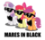 Size: 6344x5720 | Tagged: dead source, safe, artist:austiniousi, apple bloom, scootaloo, sweetie belle, absurd resolution, business suit, clothes, cutie mark crusaders, men in black, parody, simple background, suit, sunglasses, transparent background, vector