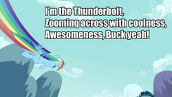 Size: 1280x720 | Tagged: haiku, rainbow dash, random, safe