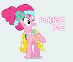 Size: 290x246 | Tagged: bridesmaid dress, clothes, dress, pinkie pie, safe, wedding