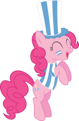 Size: 2801x4274 | Tagged: artist:leopurofriki, pinkie pie, safe, simple background, transparent background