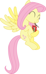 Size: 2750x4395 | Tagged: artist:leopurofriki, fluttershy, safe, simple background, transparent background