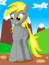 Size: 700x933 | Tagged: derpy hooves, female, mare, pegasus, pony, safe