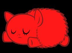 Size: 900x669 | Tagged: safe, artist:bronyboy, fluffy pony, baby, fluffy pony foal, newborn