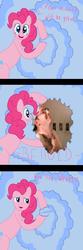 Size: 900x2700   Tagged: safe, artist:mrmrman363, pinkie pie, behold, neptune's spatula, nudity, spongebob squarepants, tom kenny