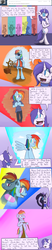 Size: 1250x6035 | Tagged: alternate universe, comic, female, lesbian, rainbow dash, raridash, rarity, safe, shipping, tumblr