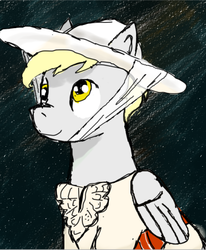 Size: 403x489 | Tagged: clara oswin oswald, derpy hooves, derpy oswin oswald, doctor whooves, female, mare, mary poppins, pegasus, pony, safe, time turner