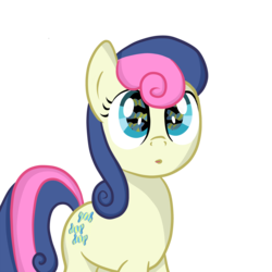 Size: 5000x5000 | Tagged: absurd res, adorabon, artist:mellonshow, bon bon, candy, cute, cutie mark, earth pony, eye reflection, eyes on the prize, female, mare, :o, pony, reflection, safe, simple background, solo, sweetie drops, transparent background, vector