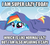 Size: 600x544 | Tagged: safe, artist:sketchyjackie, rainbow dash, pony, bed, blanket, caption, cute, dashabetes, female, filly, filly rainbow dash, image macro, impact font, lazy, looking up, my little filly, peeking, prone, solo, text, tumblr, younger