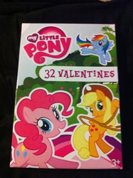 Size: 1936x2592 | Tagged: applejack, hearts and hooves day cards, merchandise, pinkie pie, rainbow dash, safe