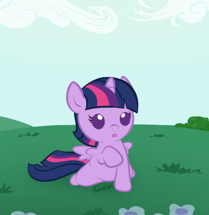 Baby Twilight Sparkle