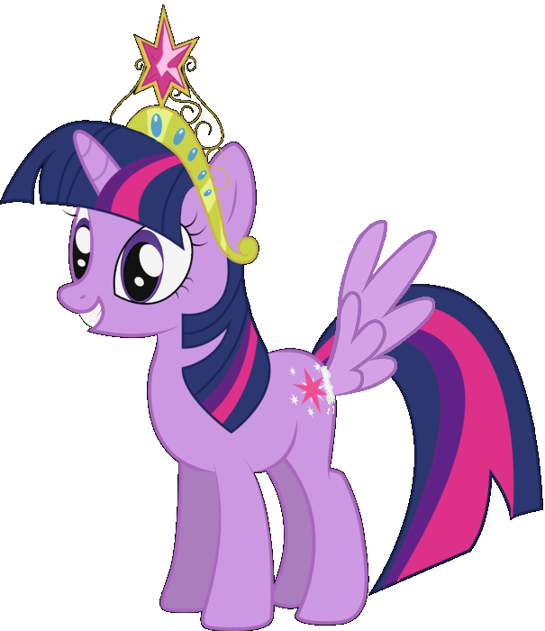 Princess Twilight Sparkle Alicorn Crown