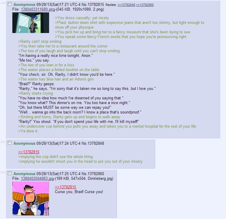 full 439037 4chan, brad, exploitable meme, flash sentry, greentext