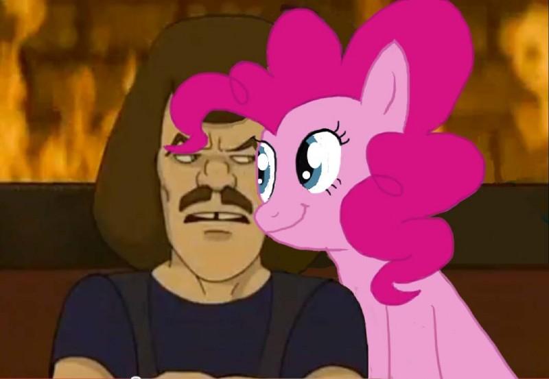 449297 Cocaine Dethklok Human Metalocalypse Pinkie Pie Safe