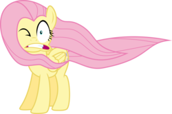 Size: 5124x3402 | Tagged: absurd res, artist:synch-anon, artist:twiforce, fluttershy, safe, simple background, solo, transparent background, vector