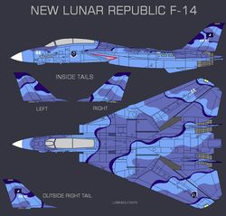 Size: 900x860 | Tagged: safe, artist:lonewolf3878, aircraft, barely pony related, f-14 tomcat, fighter, jet, navy, new lunar republic